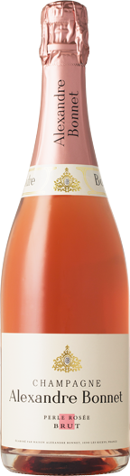 Alexandre Bonnet Perle Rose brut 0,75l