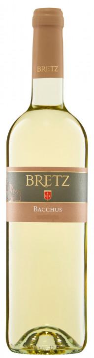 Bacchus mild 0,75l