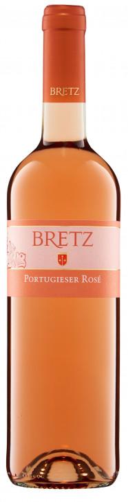 Portugieser Rosewein mild 0,75l