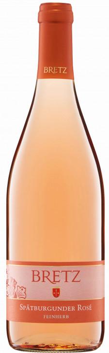 Spätburgunder Rosewein feinherb 0,75l