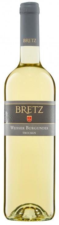 Weisser Burgunder trocken 0,75l