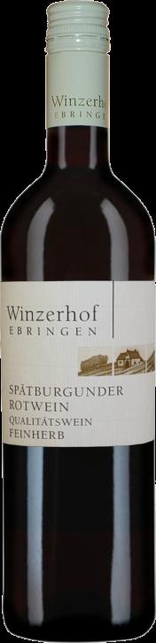 Spätburgunder Rotwein feinherb 0,75l