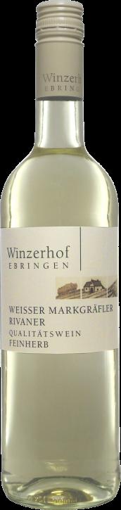 Weisser Markgräfler Rivaner feinherb 0,75l