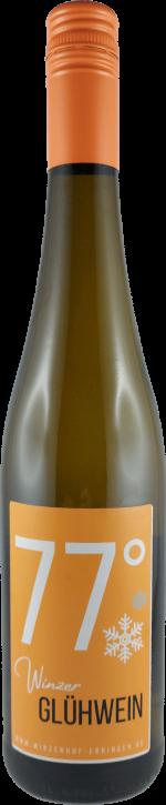 77° Winzerglühwein aus Weißwein 0,75l