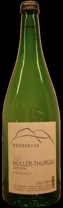 Müller-Thurgau trocken 1,0l
