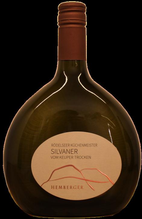 Rödelseer Küchenmeister Silvaner trocken 0,75l