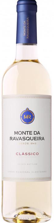 Monte da Ravasqueira branco Classico 0,75l