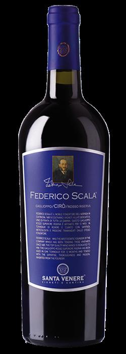 Frederico Scala - Ciro Rosso - Gaglioppo 0,75l